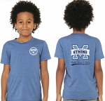 Blue SMS United T-Shirt