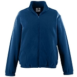 St. Monica Uniform Fleece Blue (Full Zip) - Pre-K to 5th