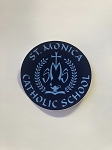 St. Monica Decal